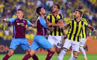 Trabzonspor-Fenerbahçe maçına dev güvenlik