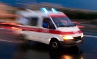 Bursa'da zincirleme trafik kazası! Yaralılar var