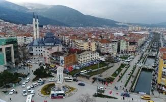 Bursa'nın o ilçesindeki dönüşüme yoğun ilgi!