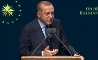 Cumhurbaşkanı Erdoğan'dan faş açıklama! 'İnsansız tank geliyor'