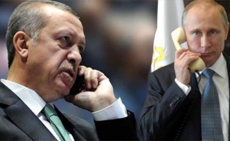Erdoğan ile Putin görüştü!