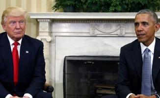 Trump'tan Obama'ya 'Rusya' eleştirisi