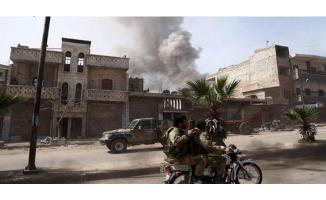 Afrin'de terör örgütünden hain saldırı! Ölü ve yaralılar var