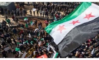 Afrin halkı, YPG merkez binasını bastı!