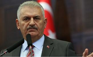 Başbakan Yıldırım'dan açıklama: Erbil'e uçuş yasağı kalktı