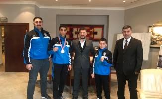 Emniyet Spor Kulübü boksta Türkiye Şampiyonu