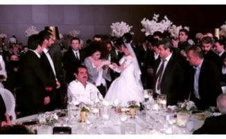 İbrahim Tatlıses'in torununu evlendirdi!