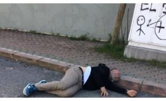 Kendisini rahatsız eden adamı sokak ortasında vurdu