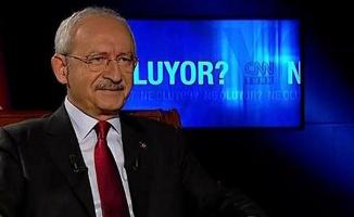 Kılıçdaroğlu'dan Cumhurbaşkanı adayı açıklaması: Kafamızda birkaç isim var