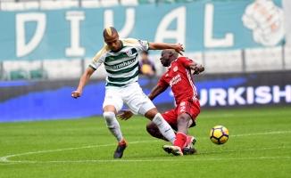 Bursaspor'un 5 haftalık programı belli oldu