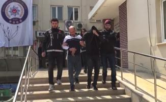 Bursa'da uyuşturucu operasyonu... Gözaltılar var!