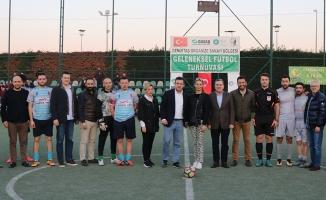 DOSAB Futbol Turnuvası başladı
