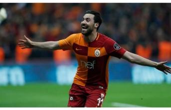 Galatasaray'dan 'Gümüş' gol