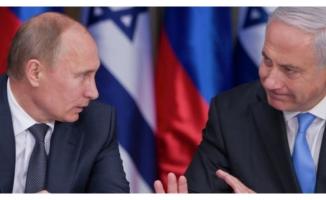 Putin'den Netanyahu'ya uyarı telefonu!