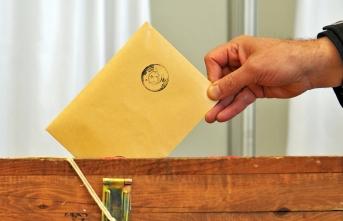 Oy kullanacaklar dikkat... Yarın son gün!