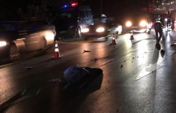 Bursa'da korkunç kaza! Karşıdan karşıya geçmek isterken can verdi...