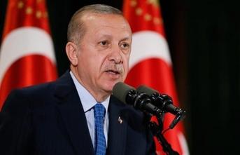 Erdoğan: Her türlü yardıma hazırız
