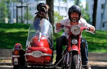 Hayvanlar için motosiklet üzerinde 3 bin 500 kilometre!