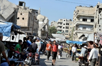 Saldırılar durdu, İdlib'de hayat normale dönmeye başladı
