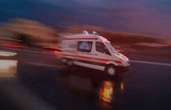 Belediye otobüsünün freni patladı: 1 ağır 3 yaralı var!