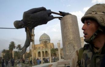 Irak, Saddam'ın heykelini istiyor