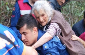 Kaybolan Ayşe Teyze'den iyi haber