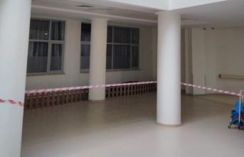 Bursa'da hastanede intihar paniği