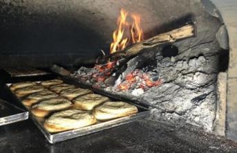 Bursalıların asırlık damak tadı 'tahinli pide'
