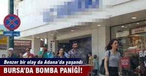 Adana ve Bursa'da 'bomba' paniği
