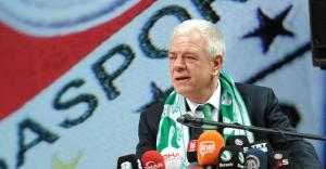 """Ali Ay: """"Futbolculara yöneticinin şahsi çek karnesinden ödeme yaptık"""""""