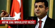 Ana muhalefet artık HDP