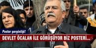 Antalya'da poster gerginliği!