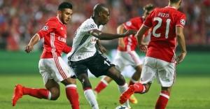 Benfica 1-1 Beşiktaş...