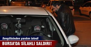 Bursa#039;da silahlı saldırı!