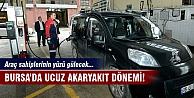 Bursa'da araç sahiplerinin yüzü gülecek!