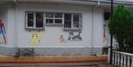 Bursa'da duvarlar tablo gibi!