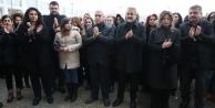 Bursa'da kadına şiddete protesto