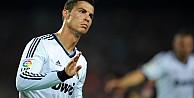 Cristiano Ronaldo Filistin'e tepkisiz kalmadı!
