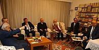 Cumhurbaşkanı Erdoğan'dan o isme sürpriz ziyaret