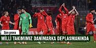 Danimarka Türkiye maçı saat 21.00'de