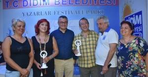 Didim 12. Altınkum Yazarlar Festivali sona erdi