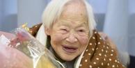 Dünyanın en yaşlı kadını 117 yaşında