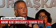 Ekmeleddin İhsanoğlu'ndan Başbakan'a tebrik