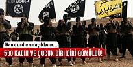 Irak Hükümeti'nden kan donduran iddia