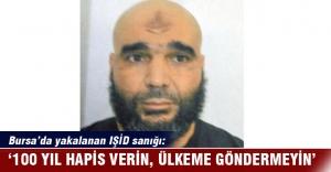 IŞİD sanığı: 100 yıl hapis verin,...