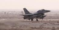 IŞİD'e karşı Ürdün'e uçak desteği