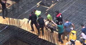 İstanbul'da toprak altında kalan işçi hayatını kaybetti