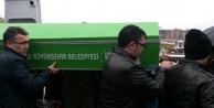 Kaza kurbanı Bursa'da toprağa verildi
