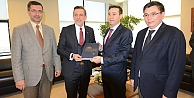 Kazakistan'dan Bursa'ya ticaret atağı