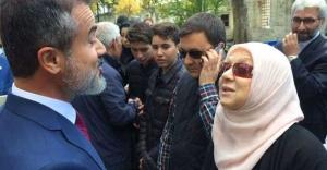 Kemal Unakıtan'ın cenazesinde dikkat çeken diyalog!